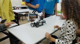 פעילות התנדבותית רובוטיקה