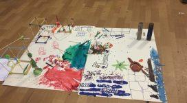 פעילות עם תלמידי בית ספר גיל