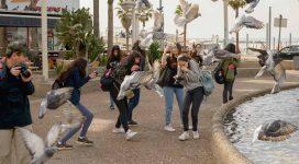 כיתות ז מגמת צילום - יום צילום בתל אביב