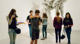 מגמת צילום במוזאון תל אביב